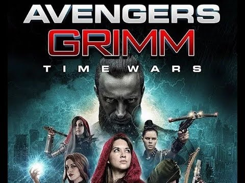 Avengers Grimm: Time Wars (2018) HDRip