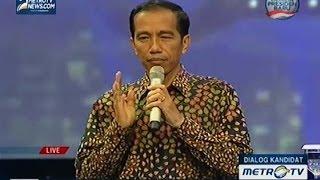 Dialog Kadin Capres dan Cawapres: Jokowi-JK (2)