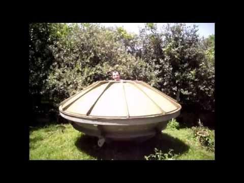 0 - Як зробити літаючу тарілку?