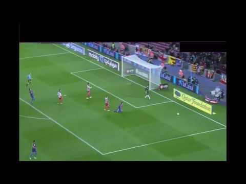 """FALSO 9"" Barcelona FC"