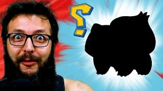 REVELANDO A IDENTIDADE DO BULBASAURO?! 😱 feat. CELULAR MONSTRO
