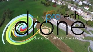 La plus grande montre Bio du monde- Pierre DUC- Les Fins- Protech Drone