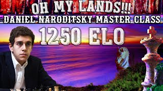 Master Class | Center Game | Chess Speedrun | Grandmaster Naroditsky