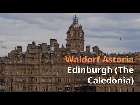 Best 5 Star Hotels In Edinburgh