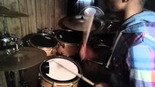 Remake He Turned it - tye tribbett drum cover