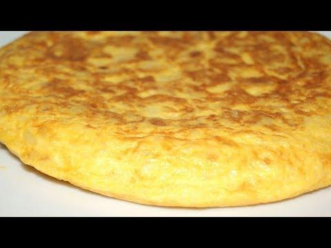 Tortilla de patatas fácil. Trucos para que quede perfecta