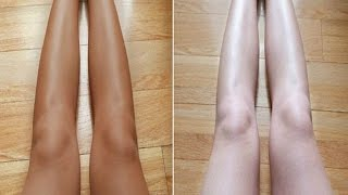 How to Lighten Body Skin Color in 2 days -Legs, Hands, Dark Neck,Acne or pimple spots