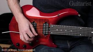 Music Man John Petrucci Majesty Demo