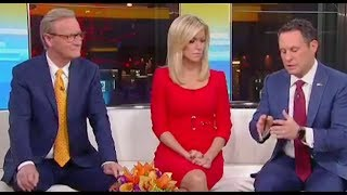 Fox & Friends host embarrasses himself trying to criticize Alexandria Ocasio-Cortez