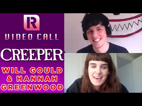 Creeper's Will Gould & Hannah Greenwood On New Album 'Sex, Death & The Infinite Void' - Video Call With 'Rocksound'