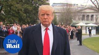 Trump calls Democrats 'anti-Jewish' for skipping AIPAC summit