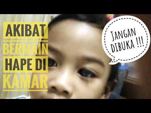Gak Sengaja Kerekam !!! | Video Anak Kecil Mainin HP