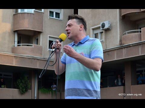 Шилегов: Груевски заминува, тој е веќе историја