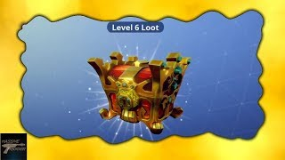 Fortnite - What You Get In A Level 6 Loot Chest!!!