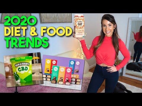 TOP 2020 Diet & Food Trends | Dietitian Talk