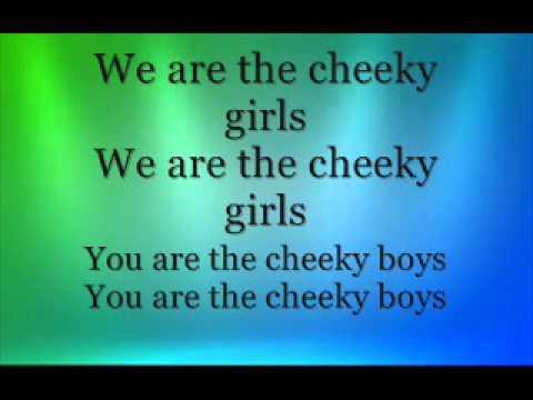 Cheeky Girls - Cheeky Song (Lyrics)