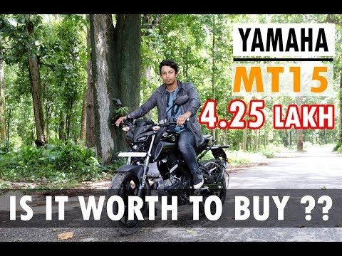 Yamaha MT 15 In Nepal || First RIde Review|| Technical Review || Offroad Test||