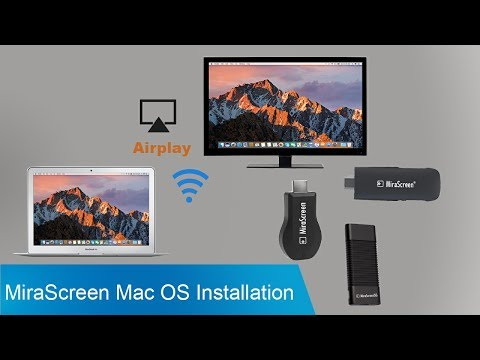 How to use AirPlay Mirroring for Mac OSX - YouTube