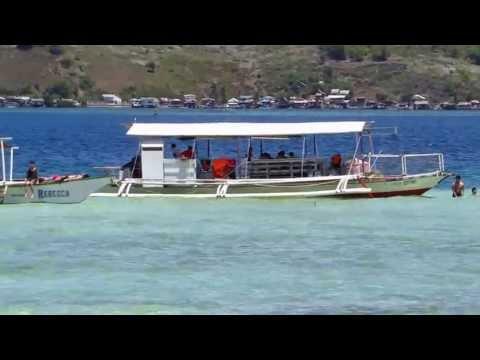White Sand Bar, Manjuyod , Negros Oriental, Philippines