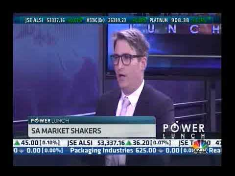 Nedbank Private Wealth | Kyle Burgess on CNBC Africa Power Lunch (14 Jul 2017)