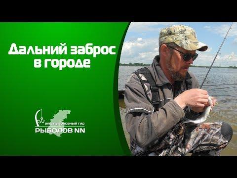 ловля рыбы на спиннинг в нижнем новгороде