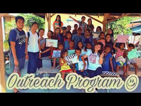 Outreach Program at Bamban Tarlac
