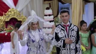 узбекская свадьба Фарходжон и Милана