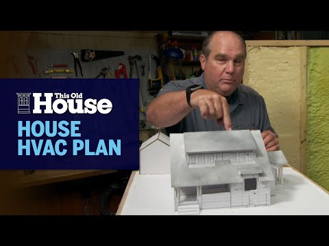 How to Create a House HVAC Plan | This Old House