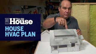 Comment Créer une Maison de CVC Plan | Cette Maison Ancienne