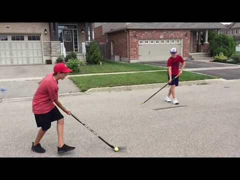 Street hockey stereotypes