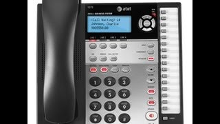 AT&T 1070 Small Business Telephone System- Review