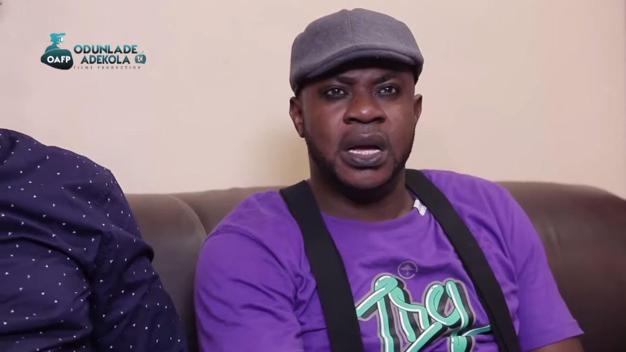 Download SAAMU ALAJO (ASEPAMO) Latest 2020 Yoruba Comedy Series EP4 Starring Odunlade Adekola   Ireti Osayemi