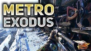 Metro Exodus - Метро Исход - Прохождение - Часть 2