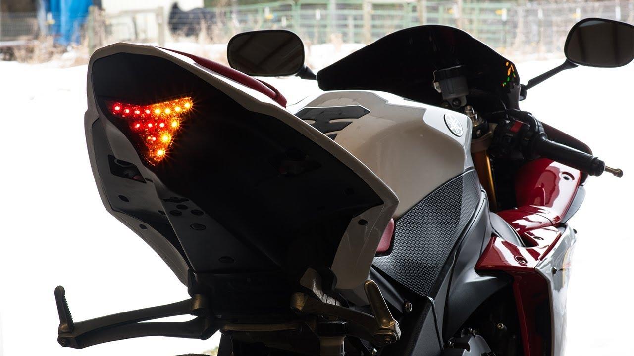 2004 Yamaha R1 Brake Light Wiring Diagram