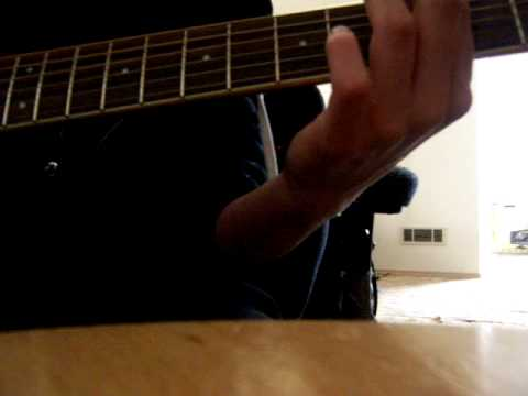 How to play Your call By SecondHand Serenade
