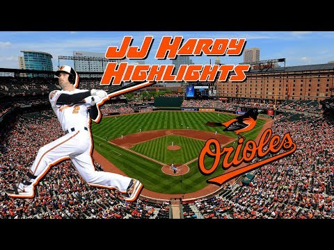 J.J. Hardy 2016 Highlights