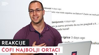 Ćofi: Radimo najbolje videe na Balkanu!| MONDO REAKCIJE | S01E21