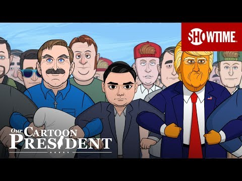 'Save the Right' Ep. 9 Extended Sneak Peek | Our Cartoon President | Season 2