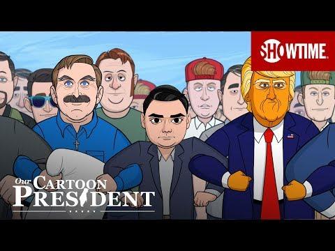 'Save The Right' Ep. 9 Extended Sneak Peek | Our Cartoon President | Season 2