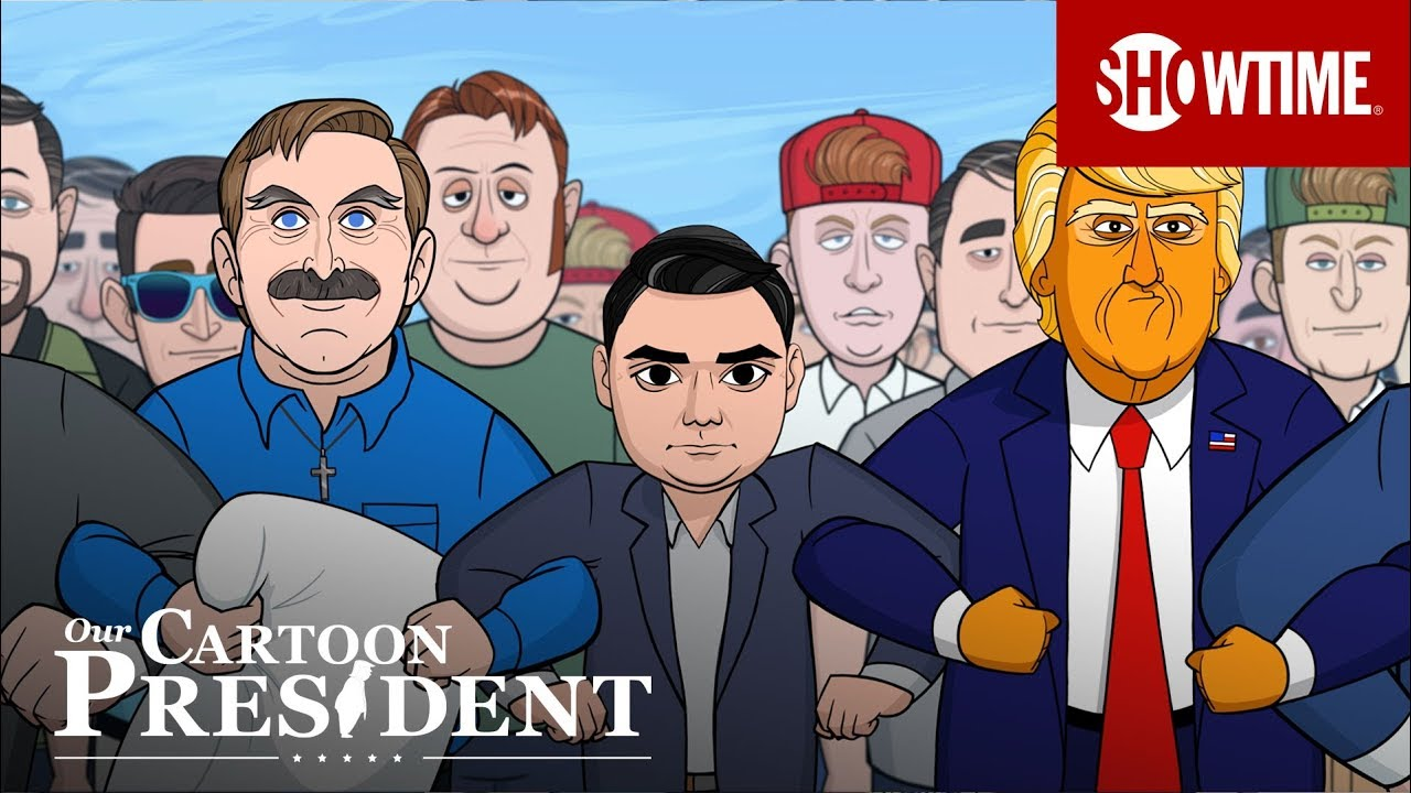 Download 'Save the Right' Ep. 9 Extended Sneak Peek | Our Cartoon President | Season 2
