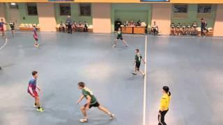 Чемпионат Украины по гандболу г Запорожье 28 03 16