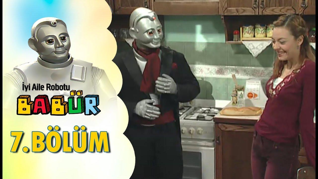İyi Aile Robotu Babür 7. Bölüm İzle