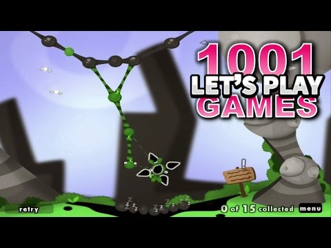 World of Goo (PC) - Let's Play 1001 Games - Episode 192