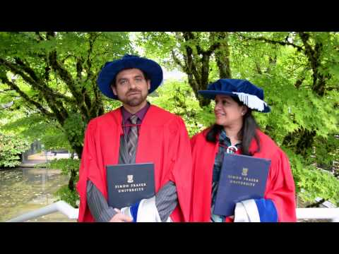 PhD Graduates Convocation June 2014