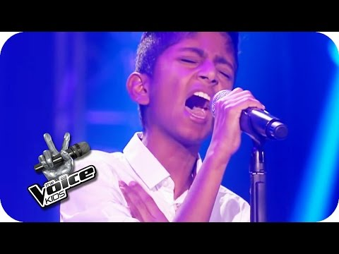 Roxette - Listen to your heart (Abhinav) | The Voice Kids 2016 | Blind Auditions | SAT.1