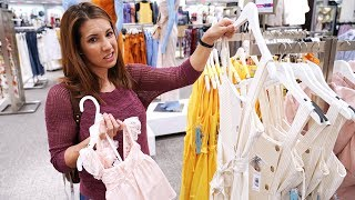 Come Shopping with Me! - Shopping For Cute Mommy & Daughter Dresses!