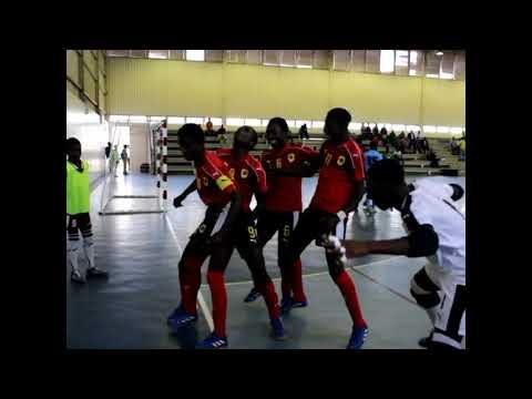 Zambia vs Angola u17 olympic qualifiers