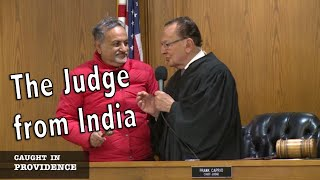 Famous Judges From India