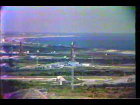 Launch of Atlas/Agena 6 (CBS) PT1