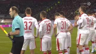 Telekom Cup 2017 - Bayern München - Fortuna Düsseldorf Elfmeterschießen
